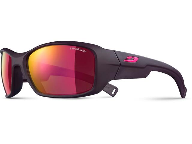Julbo Rookie Spectron 3CF Okulary Dzieci 8-12Y różowy/fioletowy